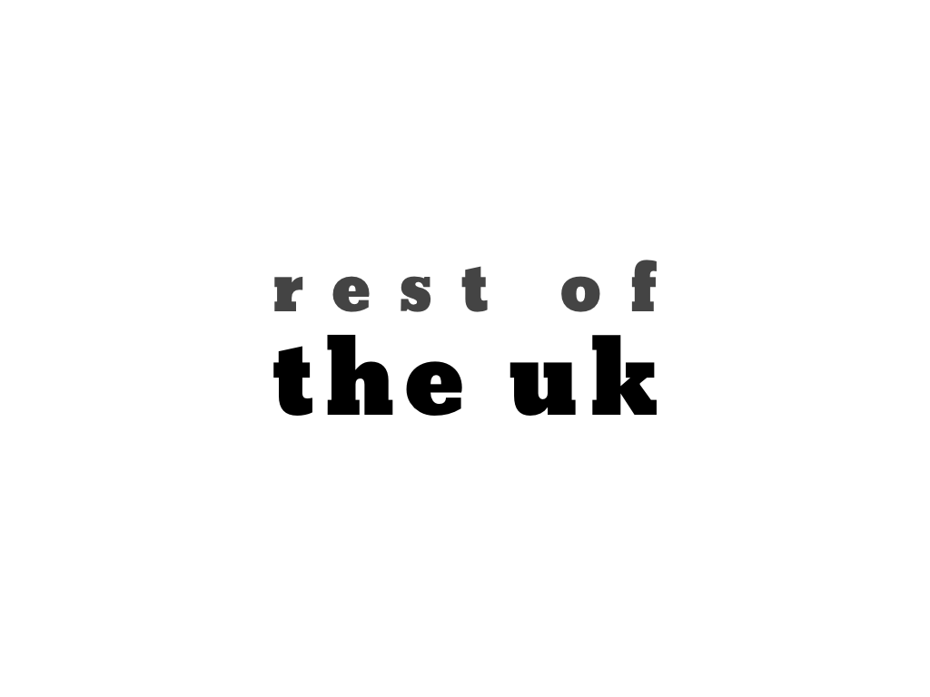 text: rest of the uk